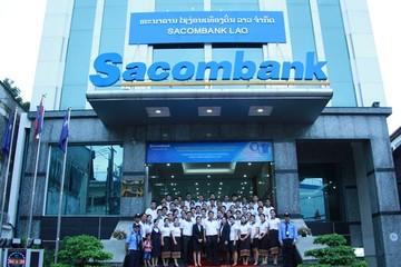 Sacombank nâng cấp 11 quỹ tiết kiệm lên phòng giao dịch