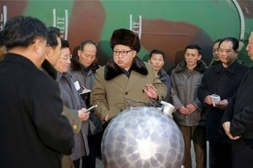 Vì sao Triều Tiên chưa thử hạt nhân lần 6?