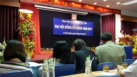 ĐHĐCĐ May Việt Tiến: Tương lai của Việt Tiến nằm ở dự án Gò Công