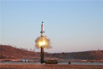 Triều Tiên thử tên lửa đạn đạo thất bại