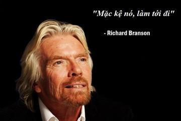 [Chuyện thất bại] Richard Branson: Vào tù hoặc trở thành triệu phú?