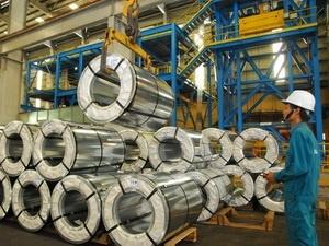 Chỉ số sản xuất công nghiệp tăng nhẹ 4 tháng đầu năm