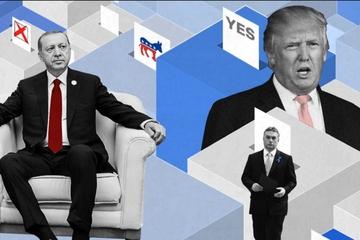 Chế độ dân chủ Âu Mỹ sắp sụp đổ? (Phần 1)