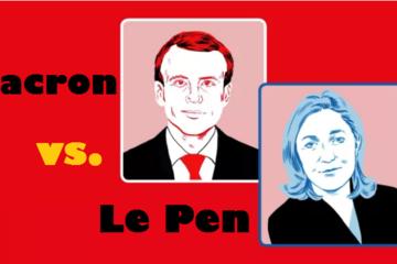 Cập nhật bầu cử Pháp: Le Pen bị buộc tội đạo văn, Macron có thể mất phiếu bầu vì nói rườm rà