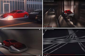 Siêu dự án của Elon Musk mở đường trong lòng đất, tốc độ 200 km/giờ