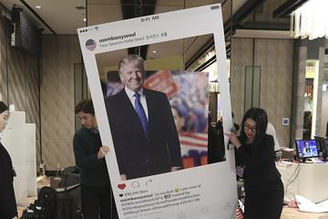 Thách thức lớn của ứng cử viên tổng thống Hàn Quốc: Donald Trump