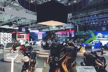 Triển lãm xe máy lớn nhất Việt Nam khai màn