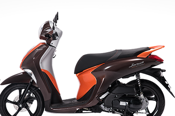 Yamaha Janus thêm 2 màu mới, giá 31,5 triệu đồng