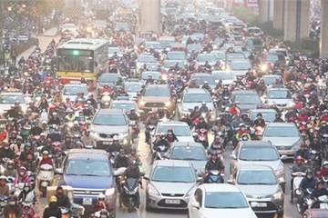Số ngày không khí 'rất có hại' ở Hà Nội gia tăng