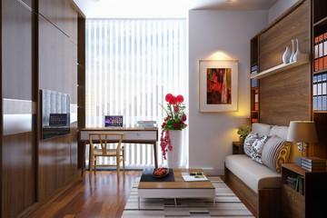Bộ Xây dựng: Căn hộ chung cư thương mại phải từ 25 m2 trở lên