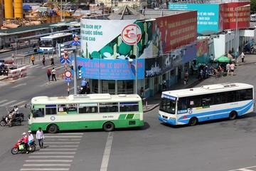 TPHCM cho quảng cáo trên tất cả xe buýt từ tháng 5-2017