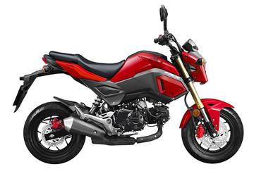 Xe côn tay Honda MSX 125 hoàn toàn mới giá 50 triệu đồng tại Việt Nam