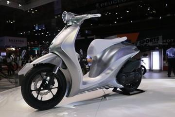 Yamaha Glorious, xe tay ga lấy cảm hứng từ nhạc cụ cao cấp