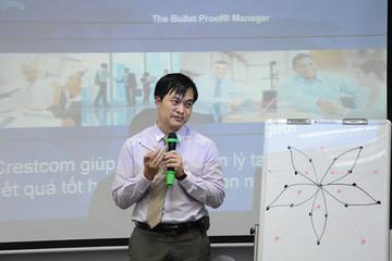 Cựu CEO trẻ nhất ngành Ngân hàng Việt Nam: Nhiều bạn trẻ chọn việc vì 'phù hợp' hay 'lương cao', mà bỏ qua tiêu chí làm nên 80% sự thành đạt trong tương lai