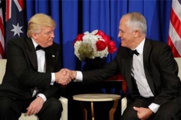 Thủ tướng Úc bị ông Trump 'cho leo cây' 3 tiếng