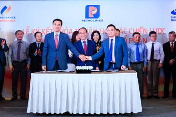 Petrolimex, Pjico ký hợp tác chiến lược với công ty bảo hiểm Samsung