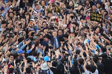 Hàn Quốc: Chính trị kiểu K-pop
