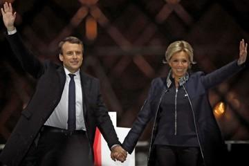 Brigitte Trogneux: từ giáo viên của Macron đến đệ nhất phu nhân Pháp