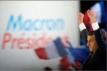 Lãng mạn và thu hút, Macron có phải Obama của Pháp?