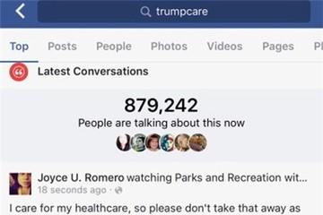 Facebook bắt đầu hiển thị nội dung từ 'người lạ'