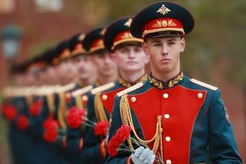 Nga phô diễn sức mạnh quân đội nhân kỷ niệm ngày Chiến thắng