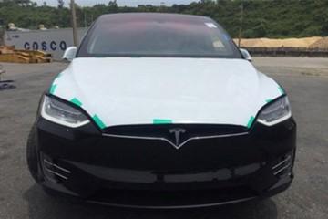 'Siêu SUV điện' Tesla Model X đầu tiên về Việt Nam