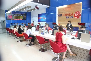 Ngân hàng Bản Việt đặt kế hoạch lãi trước thuế 2017 đạt 25 tỷ đồng