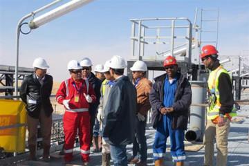 PVN khai thác thùng dầu thứ 10 triệu từ sa mạc Sahara