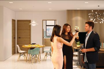 """Tận hưởng cuộc sống tiện nghi tại căn hộ """"thông minh"""" D-Vela"""