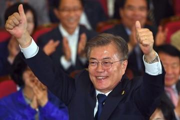 Tân tổng thống Hàn thề sẽ không sống ở Nhà Xanh