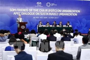 APEC 2017: Tạo động lực mới cho phát triển đô thị hoá bền vững