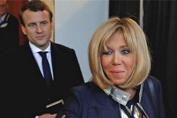 Phu nhân Tổng thống Pháp đắc cử lần đầu lên tiếng về đời tư