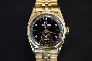 Đồng hồ Rolex của vua Bảo Đại bán giá kỷ lục 5 triệu USD