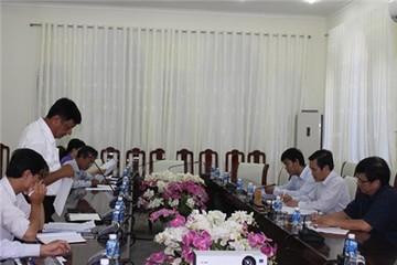 """Đẩy nhanh tiến độ """"siêu"""" dự án điện mặt trời tại Ninh Thuận"""