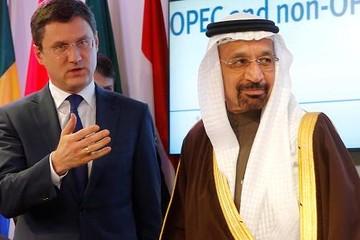 Nga và Ả-rập Saudi đồng ý kéo dài thỏa thuận cắt giảm đến tháng 3/2018