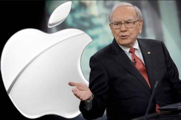 Buffett tăng gấp đôi cổ phần Apple, bán 21% cổ phần IBM