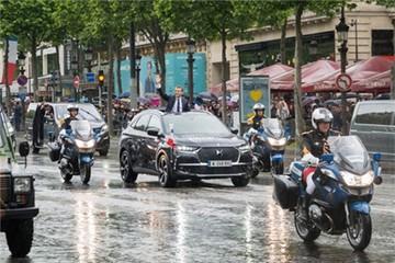 Ôtô nội địa đặc biệt của tổng thống Pháp