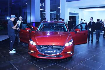 Mazda3 2017 giá từ 690 triệu đồng tại Việt Nam