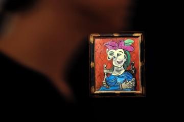 Bức tranh Picasso bị Đức quốc xã đánh cắp bán với giá 45 triệu USD