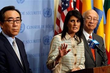 Mỹ dọa trừng phạt nước ủng hộ Triều Tiên