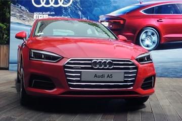 Audi A5 Sportback về Việt Nam giá 2,1 tỷ
