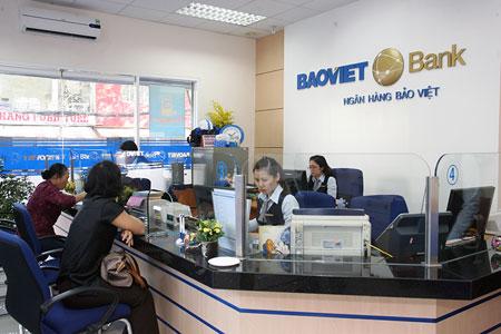 Ngân hàng Bảo Việt lãi ròng năm 2016 đạt 93 tỷ đồng, tỷ lệ nợ quá hạn giảm về 4,75%
