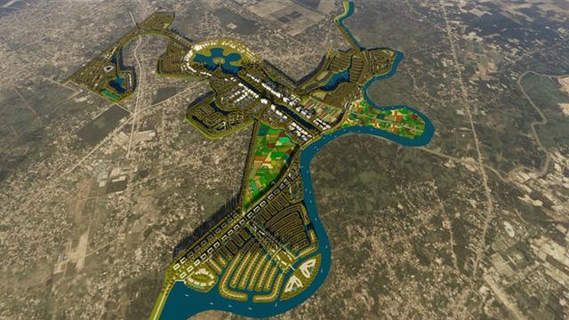 """""""Siêu dự án"""" của các tập đoàn lớn tại TP HCM mới là ý tưởng, chưa được giao đất"""