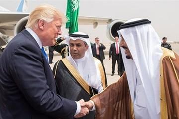 Mỹ - Arab Saudi đạt thỏa thuận vũ khí trị giá 350 tỷ USD
