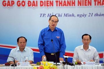 Bí thư Nguyễn Thiện Nhân: 'Nếu có thung lũng như Silicon, phải nằm ở TP.HCM'