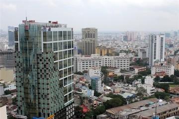 Giá văn phòng cho thuê TP HCM tiếp tục leo thang