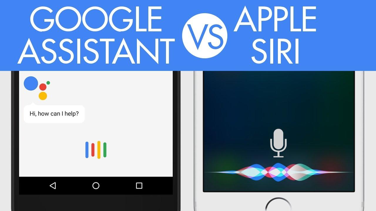 Trí thông minh nhân tạo: Siri thua đậm Trợ lý Google trên iPhone