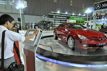 Thị trường ôtô khu vực ASEAN dự báo tăng trưởng tích cực