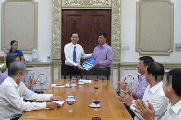 Bổ nhiệm nhân sự cấp cao tại TP.HCM, Bắc Ninh, Hà Giang, Kon Tum, PVN