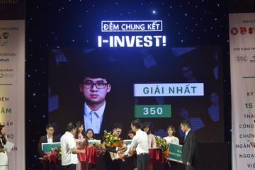 Sinh viên Học viện Tài chính vô địch cuộc thi I-INVEST! 2017